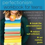 Perfectionism Workbook for Teens book cover